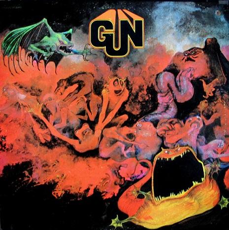 Gun, Gun (1968), Dean's first album cover