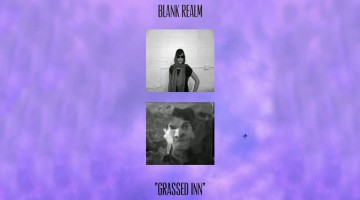 Blank Realm - Grassed Inn