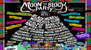 Moon Block Party (Oct 18, 2014)