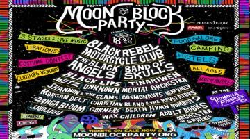 Moon Block Party (Oct 18, 2014)