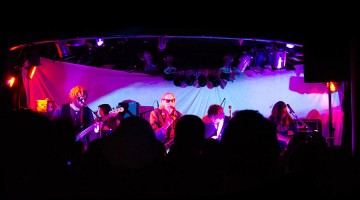 Nik Turner's Hawkwind Perform at The aViper Room