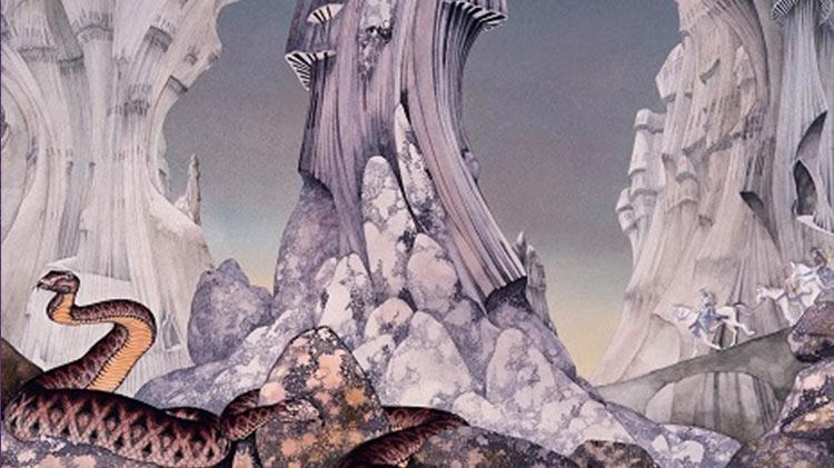 Prog Rock's Artist Roger Dean