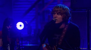 "Ty Segall on ""Conan"" Show"