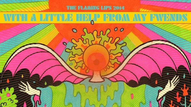 Flaming Lips Finalize Sgt. Pepper Tribute With Miley Cyrus, My Morning Jacket, MGMT, Foxygen & More