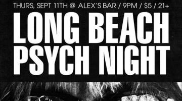 Long Beach Psych Night