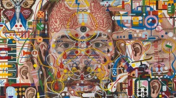 Incredible Psychedelic Paintings by a Man With Pineal Cancer