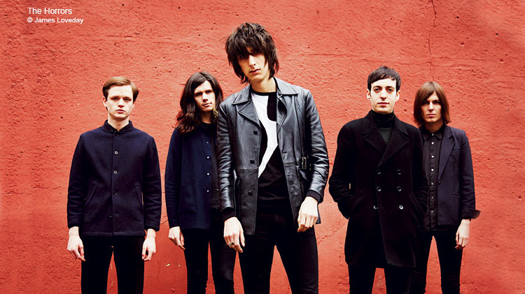 The Horrors on Touring Experiences and Their Fourth Album