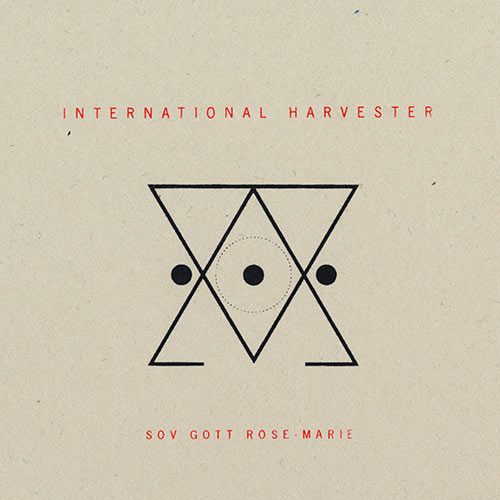 International Harvester - Sovv-Gott Rose-Marie