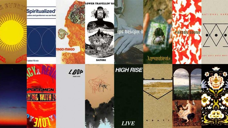 20 Must Have Psych Rock Albums (According to a few Reddit Users)