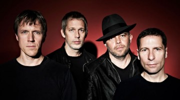 Ride Reunite, Announce World Tour