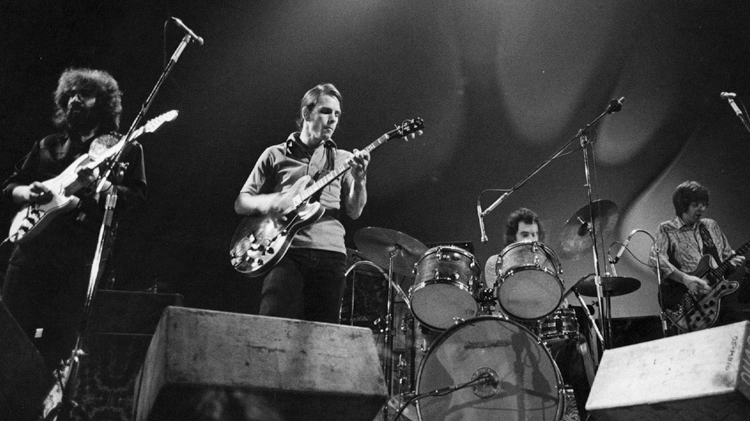 Grateful Dead: Martin Scorsese's Documentary Marks The Psychedelic Rock Band's 50th Anniversary