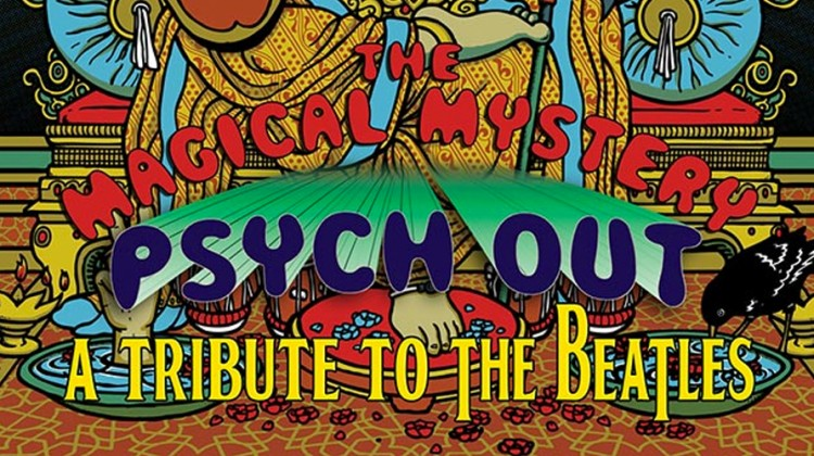 The Magical Mystery Psych-Out – A Tribute To The Beatles