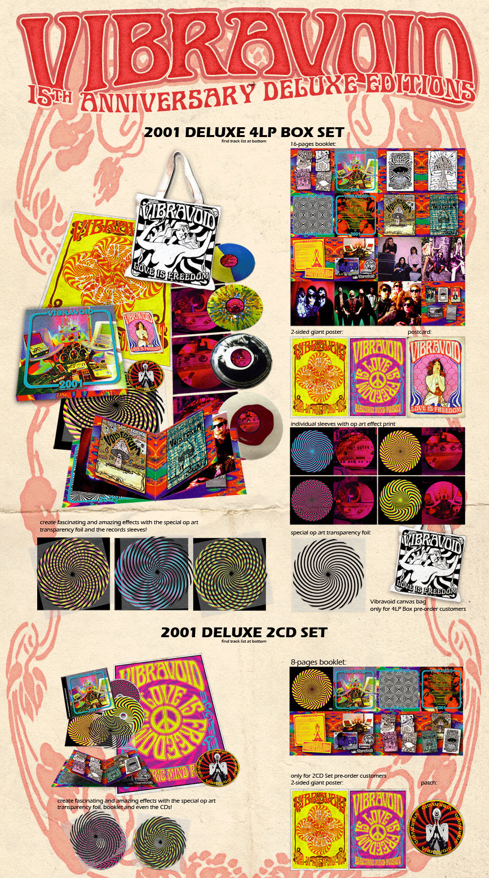 Vibravoid Set To Release New Deluxe Edition of '2001'