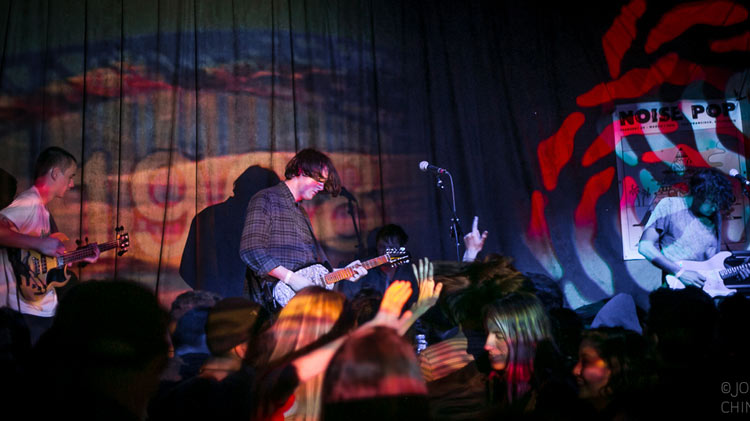 Noise Pop 2015: Cosmonauts, Mondo Drag Bring Heady Psych to Brick & Mortar