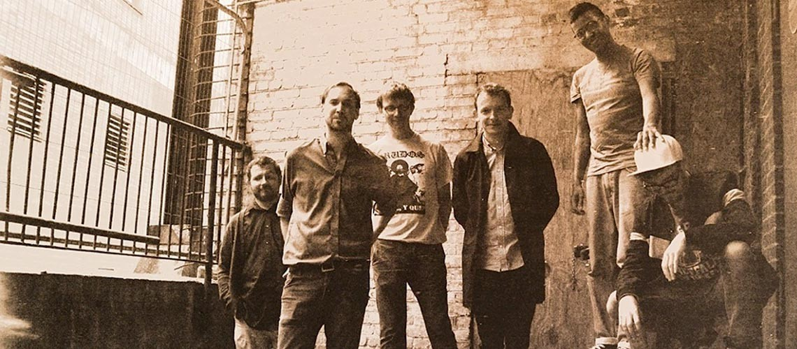 Hey Colossus – Radio Static High: exclusive album stream