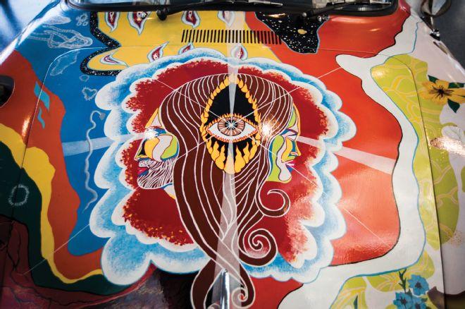 Janis Joplin's Car