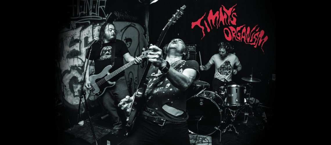 TIMMY'S ORGANISM – HEARTLESS HEATHEN - STREAM & Q&A