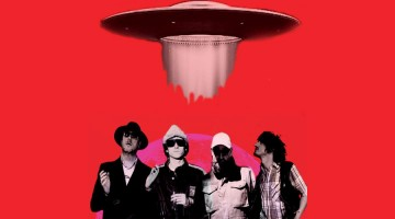 Fat White Family and Sean Lennon Team Up For Moonlandingz