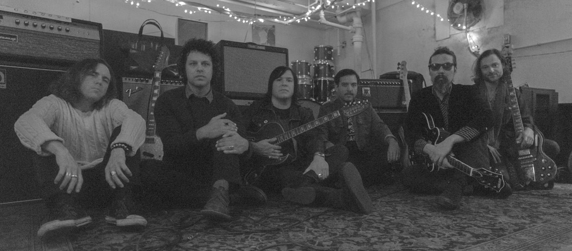 The Warlocks release new single and announce tour dates!