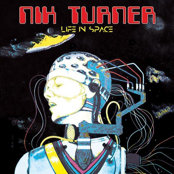 Nik Turner - Life In Space