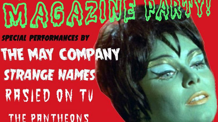 Psychrock.com Party w/ The May Company & More! (Wed. February 28th)