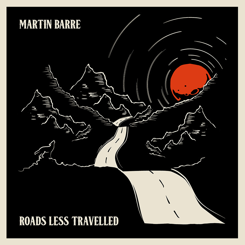 Martin Barre – Roads Less Travelled
